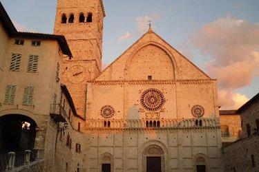 Il Duomo di San Rufino ad Assisi
