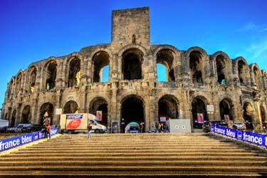anfiteatro romano arles
