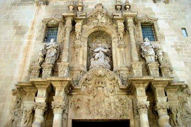 Basilica di Santa Maria ad Alicante