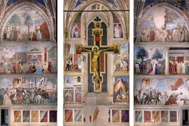leggenda vera croce piero della francesca