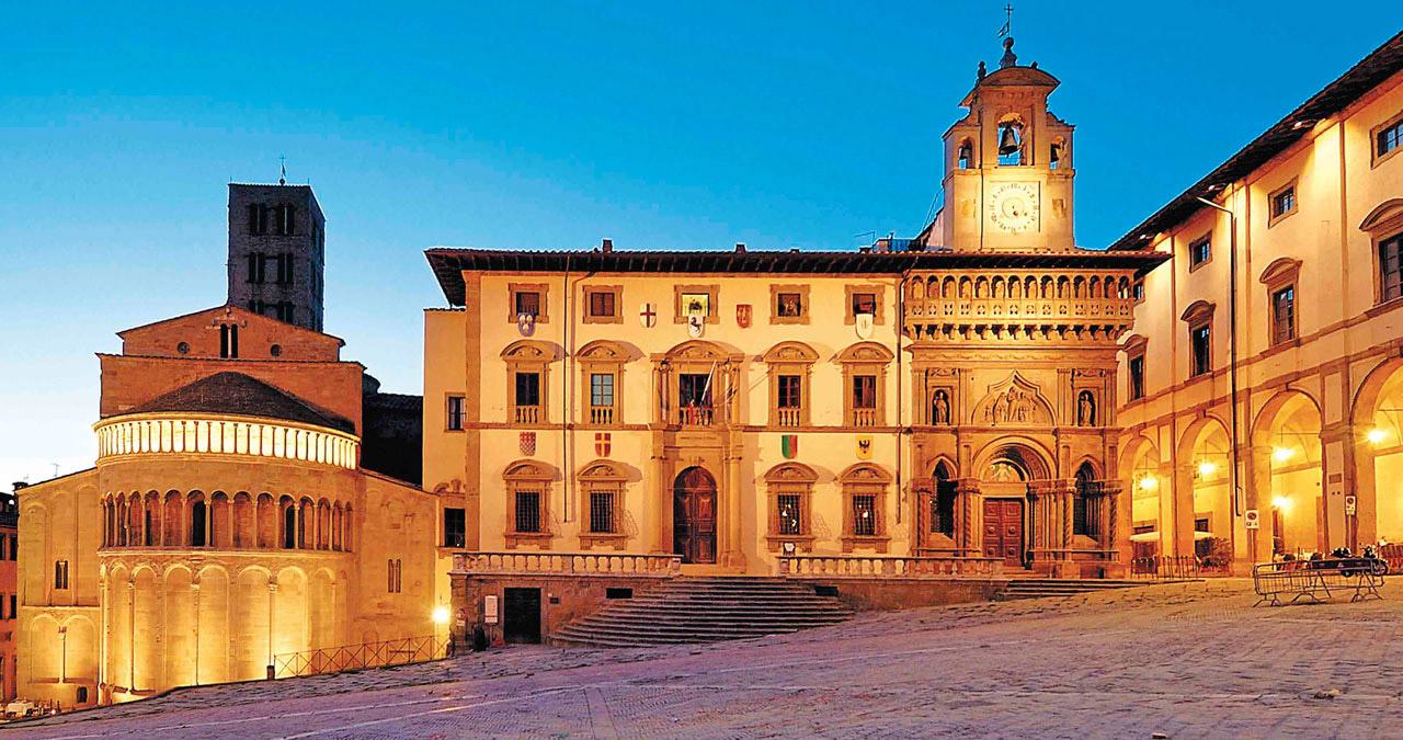 Arezzo le 10 cose pi importanti da fare e vedere ad arezzo - Le cose piu sporche da fare a letto ...