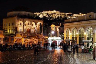 Monastiraki ad Atene