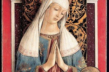 Madonna di poggio bretta crivelli ascoli