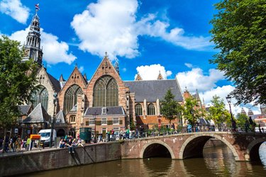 La Chiesa Vecchia di Amsterdam