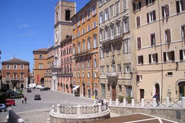 piazza plebiscito ancona