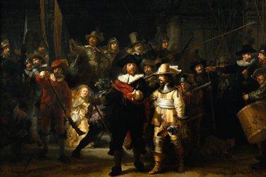 Ronda di notte Rembrandt