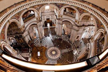 La Cattedrale di Sant Paul a Londra