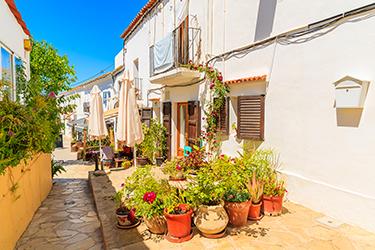 Sant Joan de Labritja a Ibiza