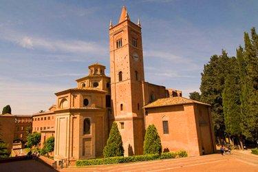 Abbazia di Monteoliveto, Siena