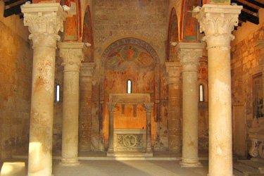 Abbazia di Santa Maria di Cerrate a Lecce