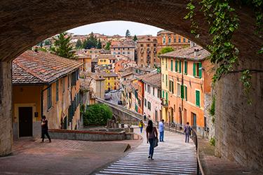 L'acquedotto di Perugia