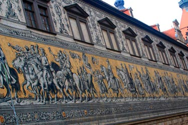 Il Furstenzug di Dresda