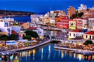 Agios Nikolaos a Creta