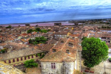Aigues Mortes in Provenza