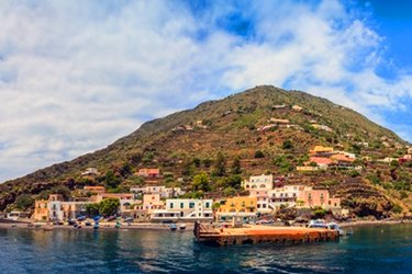 Alicudi alle Isole Eolie