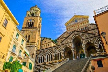Amalfi in Costiera Amalfitana