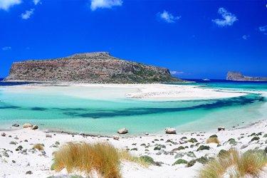 Gramvousa e Balos a Creta