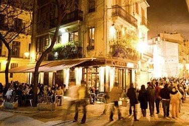 Il Barrio del Carmen a Valencia