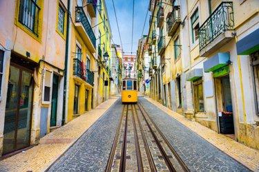 Il Bairro Alto di Lisbona