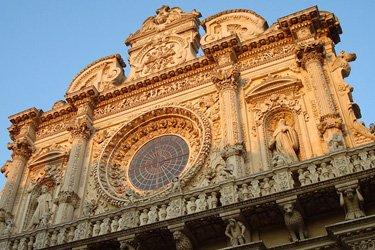 La Basilica di Santa Croce a Lecce