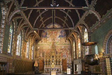 La Basilica del Santissimo Sangue a Bruges