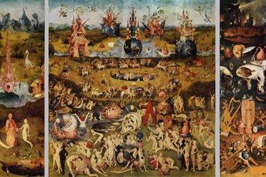 Il Giardino delle Delizie di Bosch