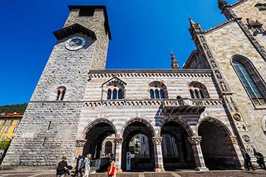 Palazzo Broletto a Como