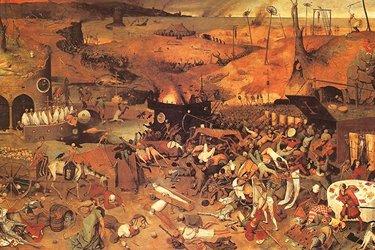 Il Trionfo della Morte di Bruegel