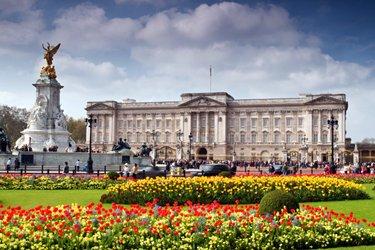 Buckingham Palace e Cambio della Guardia a Londra