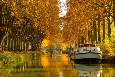 Canal du Midi a Tolosa