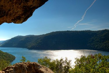 Il Canale di Lemme e quello di Fianona in Istria
