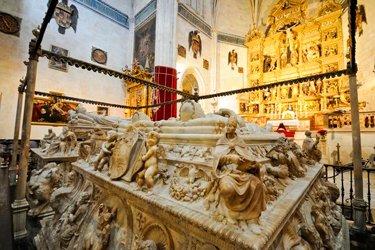 La Cappella Reale di Granada
