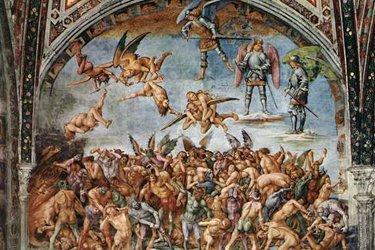 Cappella di San Brizio a Orvieto