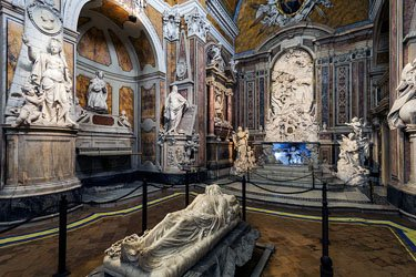 La leggenda sulle origini della Cappella Sansevero