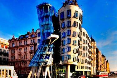 La Casa Danzante di Praga