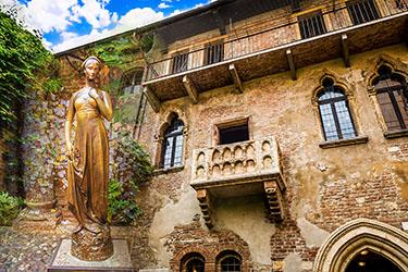 La Casa di Rome e Giulietta a Verona