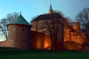 Il Castello di Akershus a Oslo