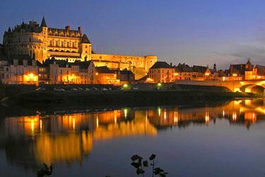 Il Castello di Amboise nella Loira