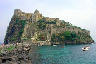 Il Castello Aragonese di Ischia
