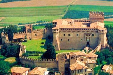 Gradara nei dintorni di Urbino