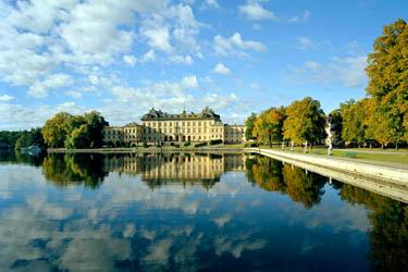 Il Castello di Drottningholm a Stoccolma
