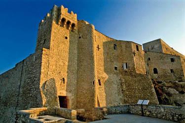 Il Castello dei Badiali a San Nicola, Isole Tremiti