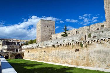 castello normanno di bari