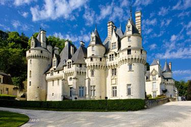 Il Castello di Ussè nella Loira