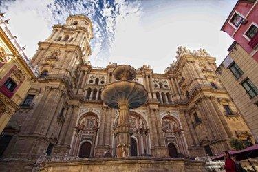 La Cattedrale dell'Incarnazione a Malaga