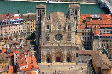 La Cattedrale di Saint Jean a Lione