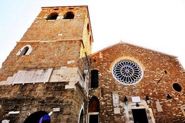 La Cattedrale di San Giusto a Trieste