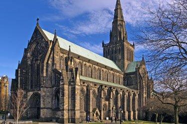La Cattedrale di San Mungo a Glasgow