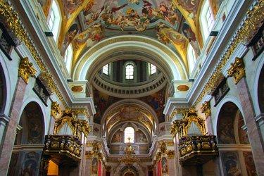 La Cattedrale di San Nicola a Lubiana