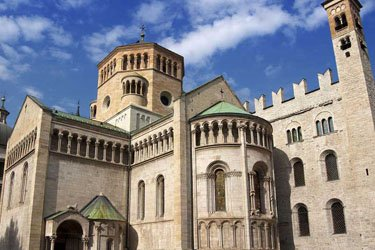 Basilica Duomo di San Vigilio a Trento